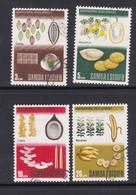 Samoa SG 298-301 1968 Agricoltural Development, Used - Samoa