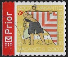 Belgium SG4098 2007 Summer Stamps (52c) Good/fine Used [36/30470/6D] - Belgium