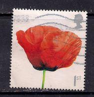 GB 2008 QE2 1st Class Lest We Forget  Used Stamp  SG 2885  ( M515 ) - 1952-.... (Elizabeth II)