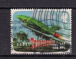 GB 2011 QE2 1st Class F.A.B.Genius Gerry Anderson'thunderbird 2' Used SG 3138 ( G954 ) - 1952-.... (Elizabeth II)