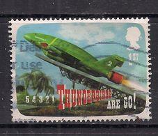 GB 2011 QE2 1st Class F.A.B.Genius Gerry Anderson'thunderbird 2' Used SG 3138 ( G963  ) - 1952-.... (Elizabeth II)