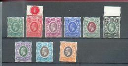 D 117 - Somaliland - YT 43 à 51 * - Somaliland (Protectorate ...-1959)