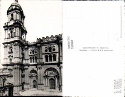 558988,Spain Malaga La Cathedral Kathedrale - Spanien