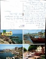 559014,Mehrbild Ak Spain Arenys De Mar Hafen Trabi Trabant - Spanien