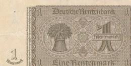BILLET DE BANQUE...ALLEMAGNE 1 - Germany