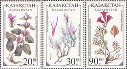 Kazakhstan 1999.  Flowers. - Kazakhstan