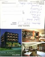 560630,Spain Figueres Hotel Ronda Restaurant Bar Parkplatz - Spanien