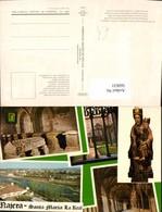 560631,Mehrbild Ak Spain Najera Santuario Santa Maria La Real Statue - Spanien
