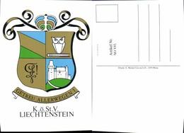 561335,Studentika Studentica KÖStV Liechtenstein Getreu Allerwegen - Schulen