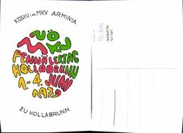561345,Studentika Studentica KÖStV MKV Arminia Hollabrunn 1979 - Schulen