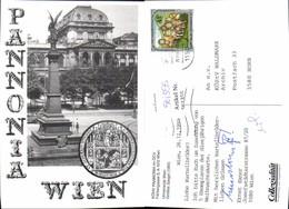 561355,Studentika Studentica KÖHV Pannonia Im OCV Universität Wien Gr. Siegel - Schulen