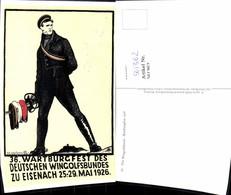 561362,Studentika Studentica Ed. Krüger Der Wingolfsbund Wartburgfest 1926 - Schulen