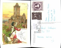 561371,Studentika Studentica Rudelsburg Rüstung Wappen KSC - Schulen