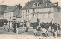 CPA - VILLARD DE LANS - PLACE DE LA NATION - Villard-de-Lans