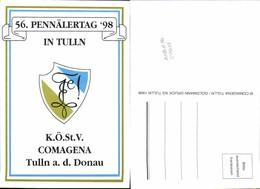 558694,Studentika Studentica 56. Pennälertag Tulln Comagena - Schulen
