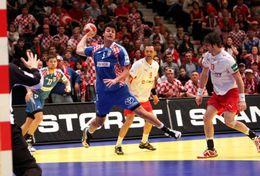 [ T24-067 ]  Handball Handbal , China Pre-stamped Card, Postal Stationery - Handball