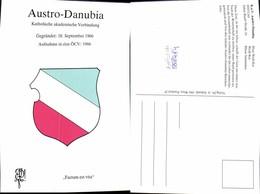558484,Studentika Studentica Austro Danubia Couleurkarte - Schulen