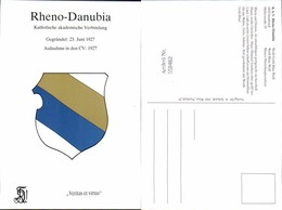 558482,Studentika Studentica Rheno Danubia Couleurkarte - Schulen