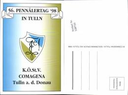 558720,Studentika Studentica 56. Pennälertag Tulln Comagena - Schulen