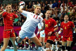 [ T24-071 ]  Handball Handbal , China Pre-stamped Card, Postal Stationery - Handball