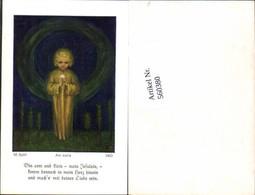560380,Heiligenbildchen Andachtsbild M. Spötl Ars Sacra 3400 - Devotion Images