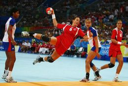 [ T24-075 ]  Handball Handbal , China Pre-stamped Card, Postal Stationery - Handball