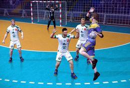 [ T24-078 ]  Handball Handbal , China Pre-stamped Card, Postal Stationery - Handball