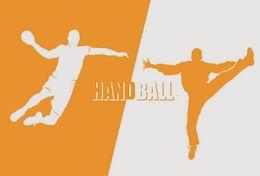 [ T24-088 ]  Handball Handbal , China Pre-stamped Card, Postal Stationery - Handball
