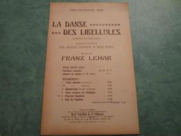 """Théâtre BA-TA-CLAN De PARIS - Opérette """"La Danse Des Libellules"""" - Fox-Trot """"GIGOLETTE"""" - Théatre & Déguisements"""