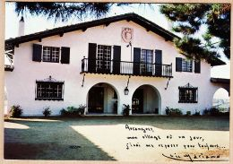 X640530 ARCANGUES Luis MARIANO Mon Village Où Un Jour Me Reposer Belle Maison Pays BASQUE Euskadi - Autres Communes