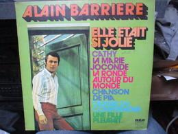 ALAIN BARRIERE -ELLE ETAIT SI JOLIE - Sonstige - Franz. Chansons