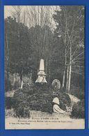 RAON-L'ETAPE   Monument élevé Aux Mobilles Tués Au Combat De Lajus En 1870   Animées - Raon L'Etape