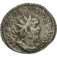Monnaie, Postume, Antoninien, 260-269, Trèves Ou Cologne, TTB, Billon, RIC:57 - 5. L'Anarchie Militaire (235 à 284)