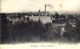 62 FREVENT - Usine De Rollepot - France