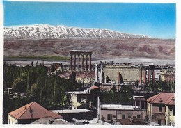 Lebanon Baalbek - General View - Libano