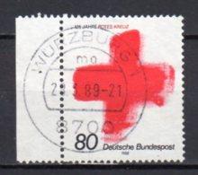 Bund  1387  Gestempelt - [7] República Federal