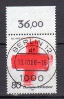 Bund  1387  Gestempelt - BRD
