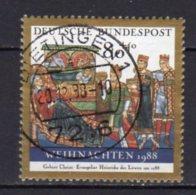 Bund  1396  Gestempelt - BRD