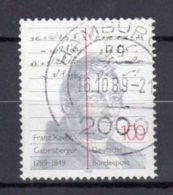 Bund  1423  Gestempelt - BRD