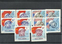 RUMANIA YVERT AEREO 189/98  MNH  ** - Aéreo