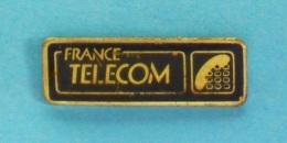 1 PIN'S //   ** FRANCE TÉLÉCOM ** - France Telecom