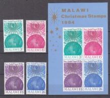 PGL W259 - MALAWI BF Yv N°1 ** NOEL - Malawi (1964-...)