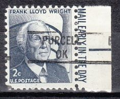USA Precancel Vorausentwertung Preo, Locals Oklahoma, Purcell 841 - Vereinigte Staaten