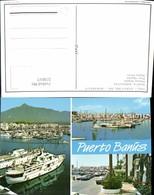 559012,Mehrbild Ak Spain Costa Del Sol Marbella Nueva Andalucia Puerto Banus Schiff H - Spanien