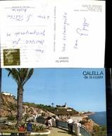559010,Spain Calella Barcelona Faro Y Jardines Leuchtturm Garten - Spanien