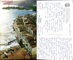 558986,Spain Cadaques Costa Brava Hafen Boote - Spanien