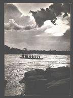 Stanleyville - Contre Jour Aux Wagenias - Photo Semal - Stan - Kano / Canoë / Canoe / Kanu - Belgisch-Congo - Varia