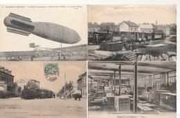 Lot De 100 Cartes Postales Anciennes Diverses Variées - Très Très Bon Pour Un Revendeur Réf, 169 - Postcards