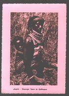 Angola - Rapariga Tipica De Quilenges - Angola