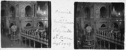 PP 141 -ITALIE - VENISE -   Intérieur De L'Eglise St. Marc  Sept 1929 - Glass Slides